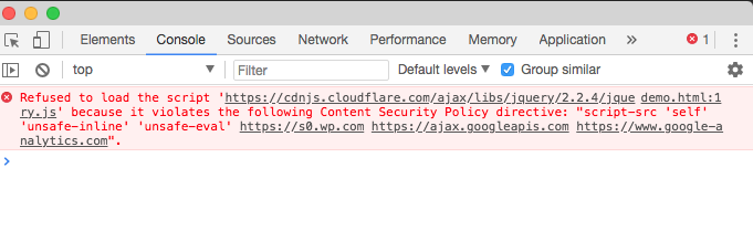 Implementing a Content Security Policy - HummingbirdUK